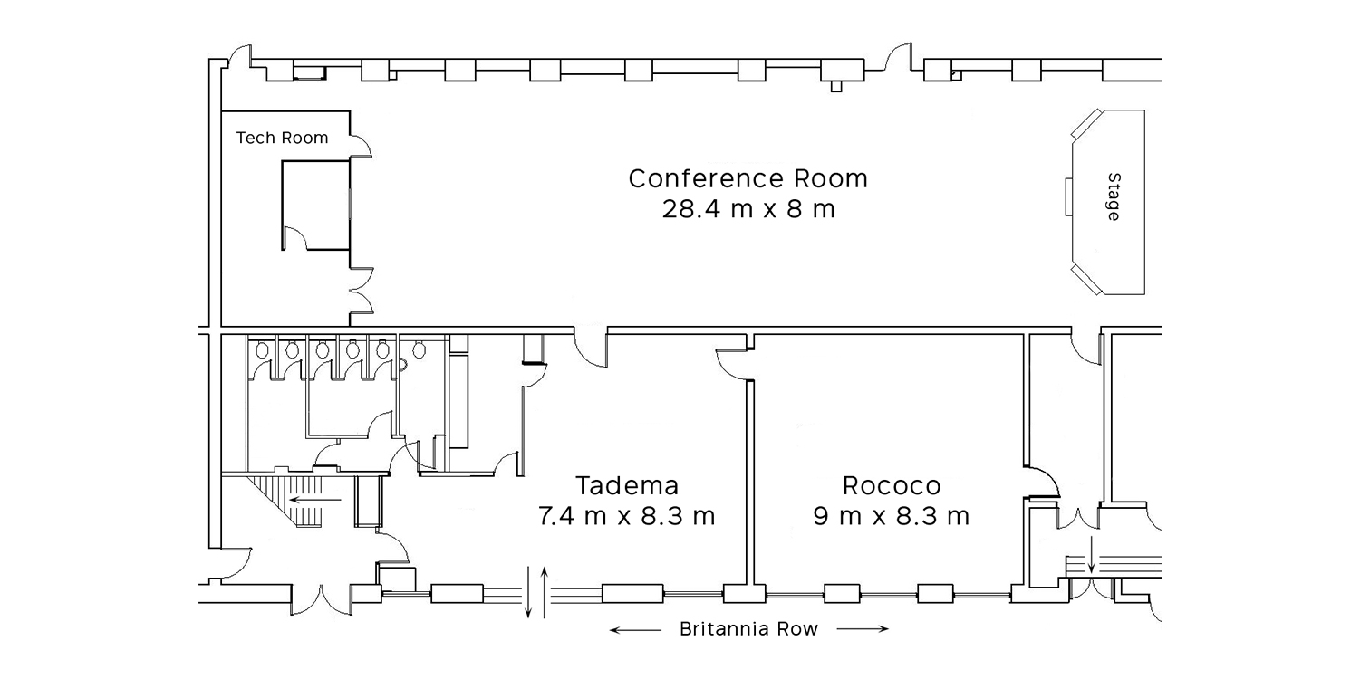 ConfRoomFloorplan template
